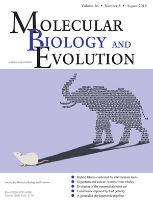 MBE cover images   Molecular Biology and Evolution   Oxford Academic