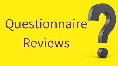 Questionnaire reviews