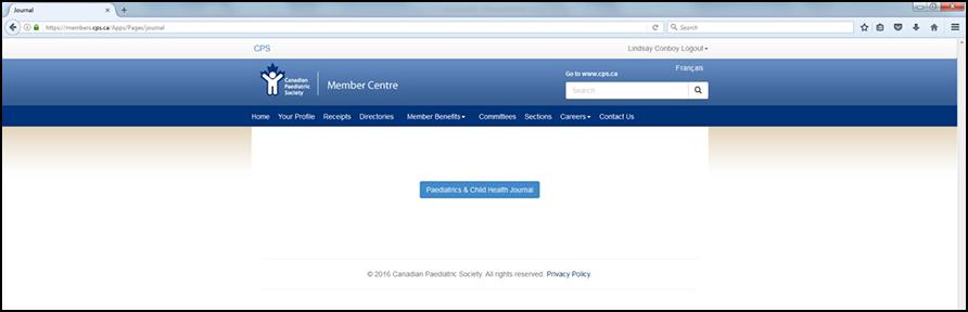 Member Access   Paediatrics & Child Health   Oxford Academic
