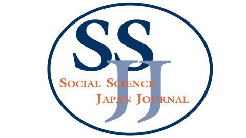 Social Science Japan Journal |...