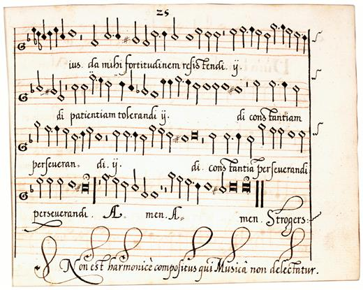 In Praise Of Music Motets Inscriptions And Musical Philosophy In