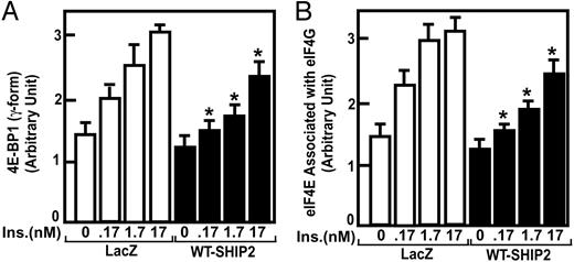 Impact Of Src Homology 2 Containing Inositol 5 Phosphatase 2 On The
