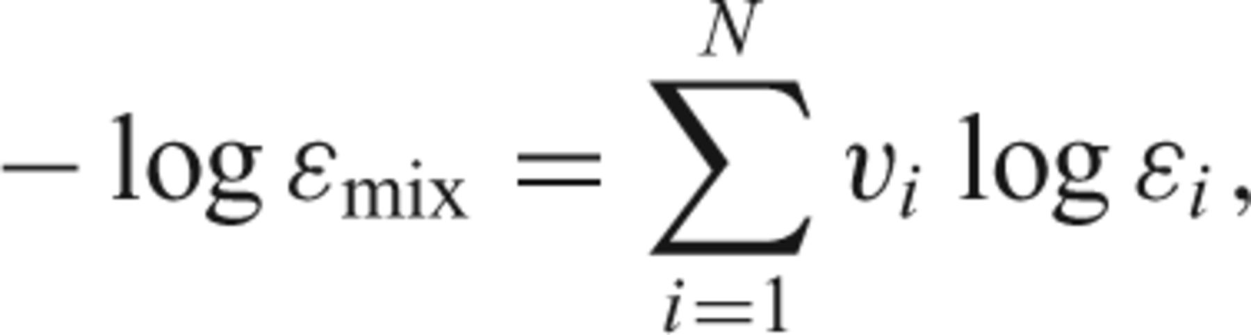 Measurement Of The Complex Permittivity Dry Rocks And Minerals By Change In Dielectric Constant Using Resonance Circuit Numerical Computation Indicates That Lichteneckers Formulae For Statistical Mixture Is Most Appropriate Estimating Average