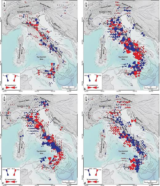 On the present day crustal stress strain rate fields and mantle on the present day crustal stress strain rate fields and mantle anisotropy pattern of italy geophysical journal international oxford academic gumiabroncs Gallery