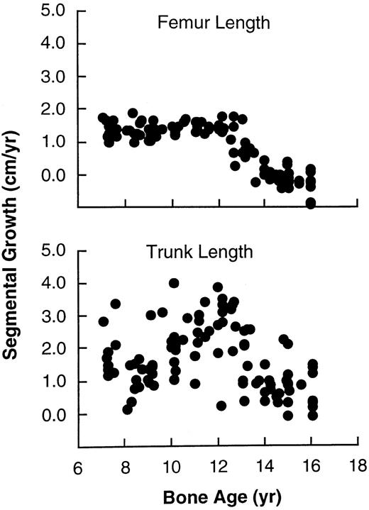 Growth In Bone Mass And Sizeare Racial And Gender Differences In